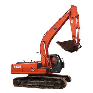 日立 ZAX200 二手挖掘机