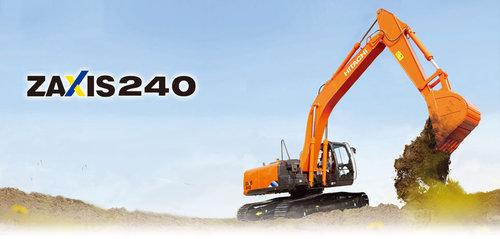 日立 ZX240-5A